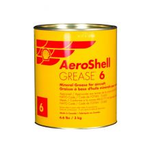 Shell Aeroshell Grease 6