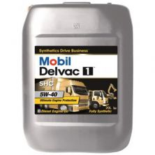 MOBIL DELVAC 1 SYNTHETIC 5W40