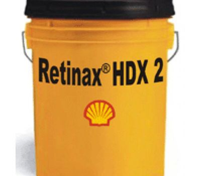 SHELL RETINAX GREASES HDX2